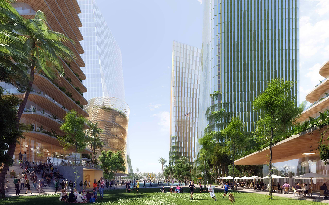 More Details On Amazon's Latest HQ2 Visit To Miami, From An Insider