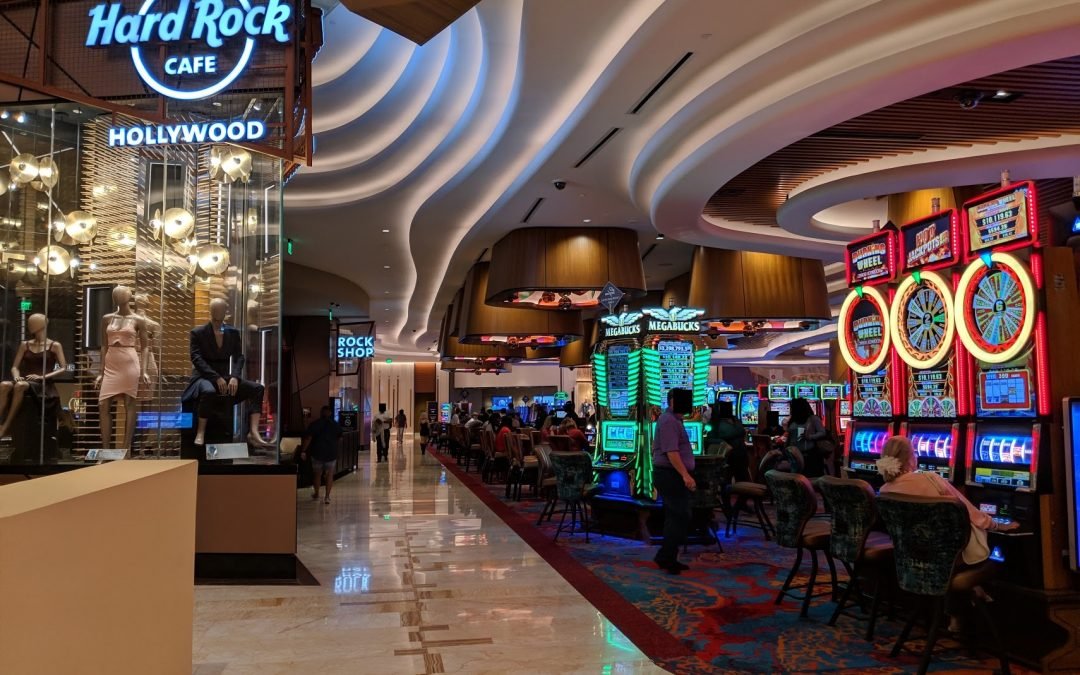 CASINO EXPANSION OPENS AT HARD ROCK, GUITAR TOWER CLOSER TO COMPLETION