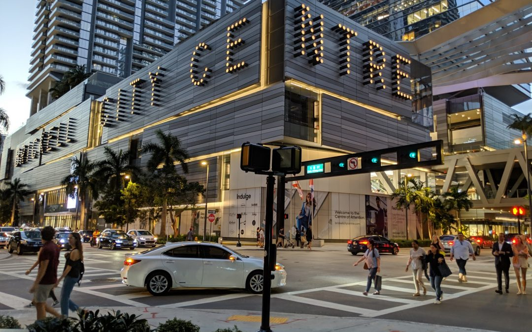 CONDO SALES ON THE RISE AT BRICKELL CITY CENTRE IN Q1, RETAIL SALES UP 33%