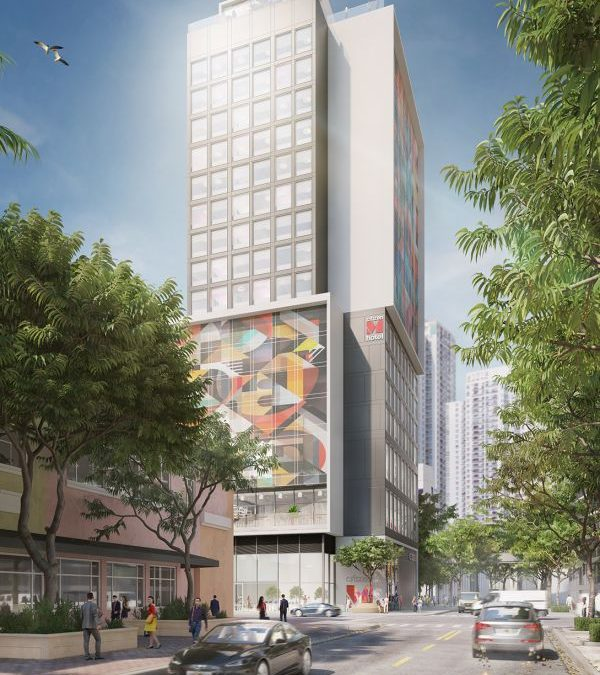 CITIZENM GETS PERMIT TO BEGIN FOUNDATION WORK AT FORMER PERRICONE'S SITE IN BRICKELL