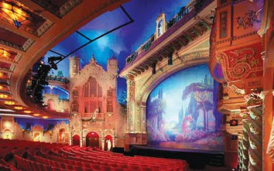 Venture asks to convert Olympia Theater building to hotel