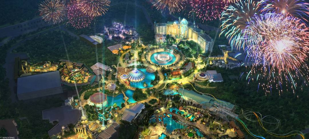 Universal announces new 'Epic Universe' theme park. Here's what it will look like