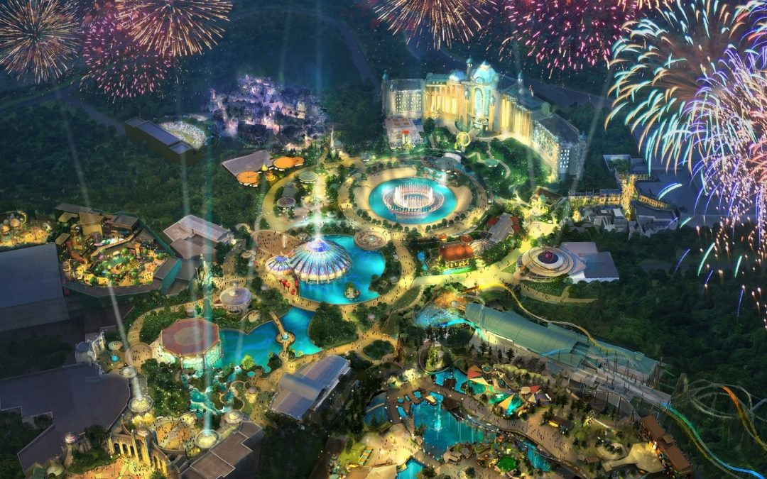 UNIVERSAL WILL LOBBY FOR VIRGIN TRAINS STOP NEAR THEIR NEW ORLANDO THEME PARK