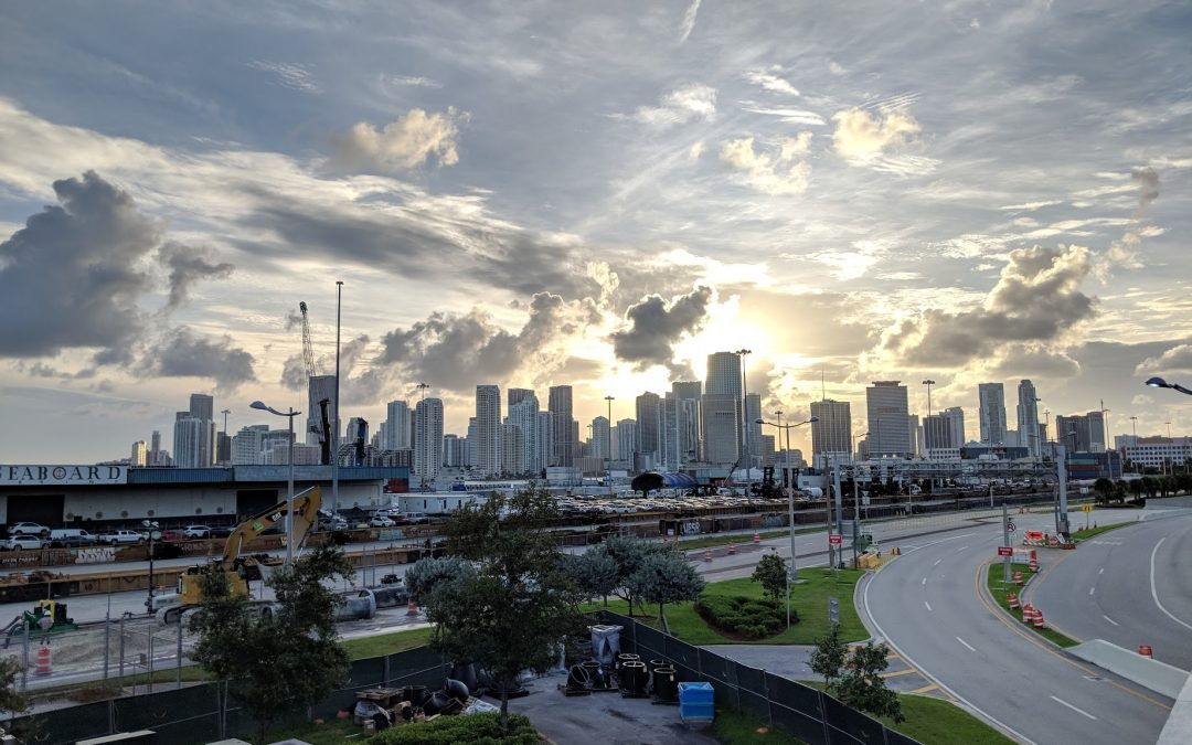 HOW WOULD VIRGIN RAIL'S STATION AT PORTMIAMI WORK? STUDY NOW UNDERWAY