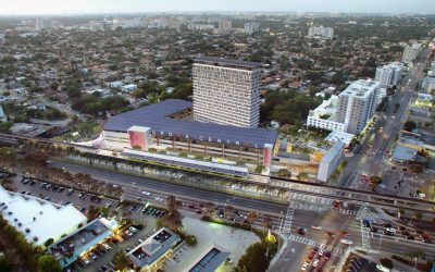 TARGET SIGNS LEASE AT SOLAR-POWERED, TRANSIT-ORIENTED DEVELOPMENT AT COCONUT GROVE METRORAIL STATION