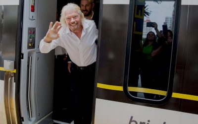 VIRGIN TRAINS SAYS NEW STATIONS AT PORTMIAMI, AVENTURA & BOCA RATON EXPECTED TO BE OPERATIONAL IN 2020