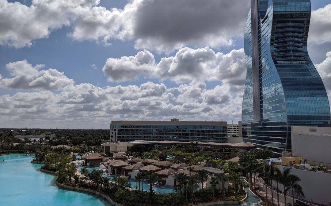 PHOTOS: INSIDE THE SEMINOLE HARD ROCK'S $1.5 BILLION EXPANSION, INCLUDING GUITAR HOTEL
