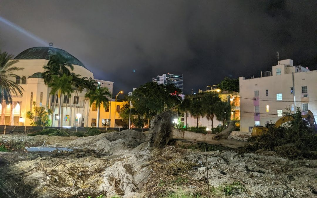 DEMOLITION UNDERWAY AT THOMPSON SOUTH BEACH SITE, WHERE 150-ROOM HOTEL PLANNED