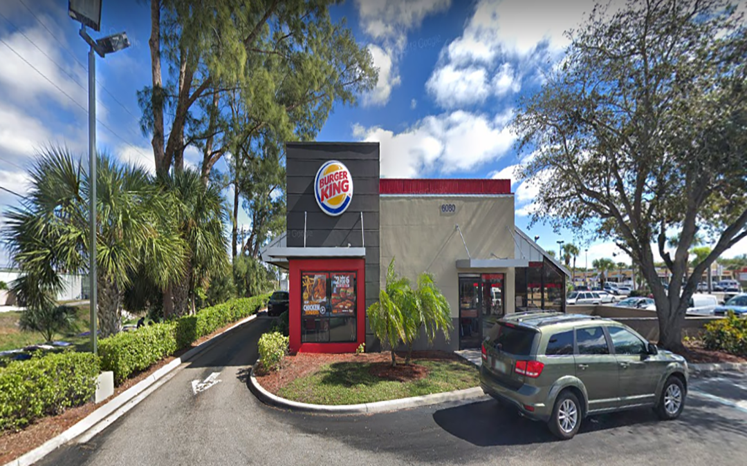 Absolute NNN Burger King Palm Beach County, FL